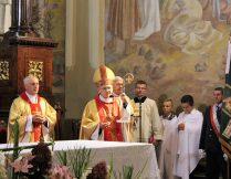 Więcej o: Jubileusz 70 rocznicy poświęcenia kościoła parafialnego