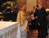 Więcej o Życzenia imieninowe dla Proboszcza Parafii Serokomla  Księdza Kanonika Henryka Domańskiego