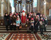 """Więcej o Nowy okres roku liturgicznego  – czas adwentu oraz ,,Dar do kościoła"""" i Św. Mikołaj, szczególnie oczekiwany przez dzieci"""