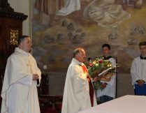Więcej o 35 rocznica Święceń Kapłańskich proboszcza naszej parafii ks. Kanonika Henryka Domańskiego